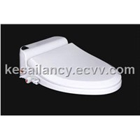 Elongated sanitary ware eletric bidet toilet seat cover