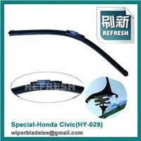 Exact Fit Honda Civic Flat wiper blades