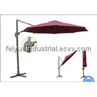 FY-1004 outdoor umbrella, beach umbrella, market umbrella, pully umbrella