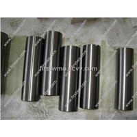 Ground Tungsten rod/tungsten bar/tungsten pole