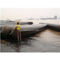 High quality inflatable rubber airbag for ship launching,heavy lifting,salvage pontoon