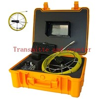 Hot sale Underwater pipe inspection camera system with keyboard