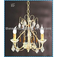 IGC13775-D350H350L3E14-European Crystal Candle Chandelier