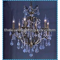 IGC81011D560H650L6--Classical European Capodimonte Crystal Chandelier in China