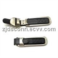 Leather USB Flash Disk BL11-1010