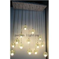 Murano glass chandelier PD1164