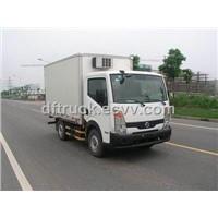 NISSAN Refrigerator Truck