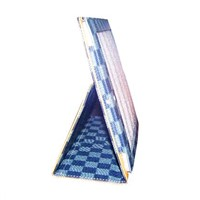 New iPad Leather Case Checkered