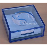 Office Supply and Stationery Table Napkin Box
