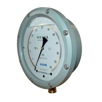 Oil Filling Test Pressure Gauge