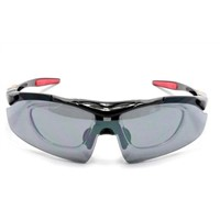 Panlees Bicycle Sunglasses (5 in 1) S866