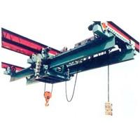 Passing Tract Maintenance Crane