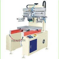 automatic silk screen printing machine more safe style