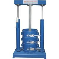Silica Gel Hydraulic Distributing Machine