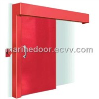 Sliding A60 Fire Door