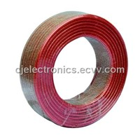 Speaker Wire-CJ-AP201105 18 AWG 2Core Paralle Speaker Strands Wire Cable