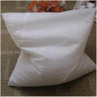 Square Straw Pillow Inner/Square Cushion Filling with Nonwoven Outer