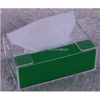 Stylish Facial Tissue Box (Acrylic)