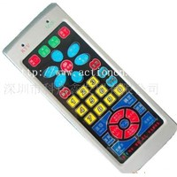 Touch remote control/learn/Karaoke/KTV/VOD song/DVB/DVD