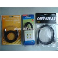 USB 2.0 Extension Cable (USB wire A type)