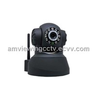 Wireless Night Vision IP Camera, IR-Cut Available