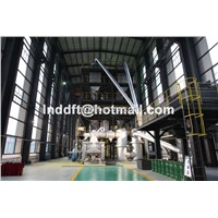 Zinc Oxide Drying and Calcination Equipment Calciner Furnace