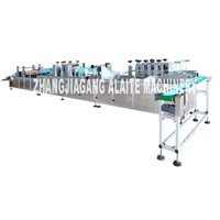 disposable doctor/surgical /nurse cap making machine