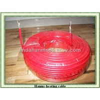 electric floor heating cable, heating wire