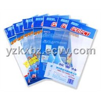 High Transparent Hot Cutting Plastic Packaging Bag