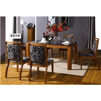 hot sale wooden dinning table sets