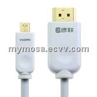 mini hdmi to A hdmi cable