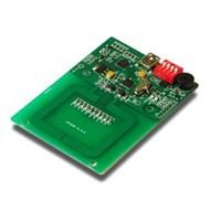 sell 13.56MHz rfid module JMY609 PCD: NXP RC522, RC523