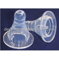 soft silicone nipple,feeding nipples