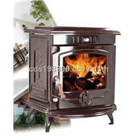 wood burning stove CE approval