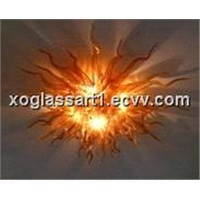 glass ceiling light and decoration ceiling light XO-201117