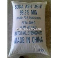 soda ash light 99.2%