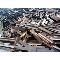 USED METAL RAIL SCRAP