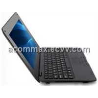 10.2 inch Mini Notbook ANDROID 2.2 VIA WM8650 800MHZ 256MB/4GB Sopport WIFI/RJ45 Network