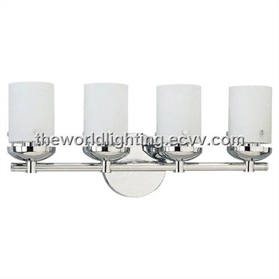BL6005- Glass Cover Modern Simple Bathroom Vanity LED Light with Single Bulb (BL6005) - China ...