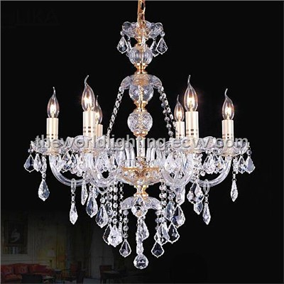Cheap white chandelier