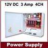 CCTV Power Supply 12v 3a 4ch power supply