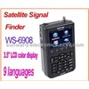 DVB-S FTA Digital Satellite Finder Meter SatLink WS-6908
