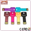 Promotional Key USB Flash Drive with Polychrome