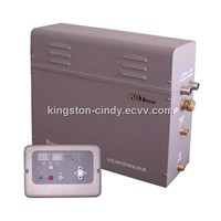 3-12KW Home Steam generator engine with outer controll panel