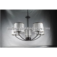 CHSI-10073 Simple Iron Chandelier in China