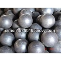 Grinding balls are used for cement plant and mining industry