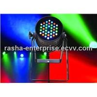 HOT ROHS 36*3W RGBW/RGBA Full Color LED Par64 Can Light