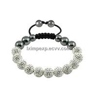 New Shamballa bracelet