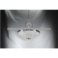 PLMD-10142-Modern Crystal Pendant Lamp