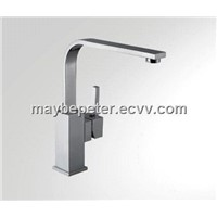 Single Handle kitchen faucet mixer tap (061340)